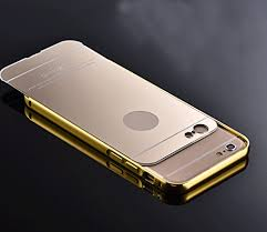 iphone 5s gold case for girls. 6 case, surprise panda (tm) new luxury aluminum ultra-thin mirror metal iphone 5s gold case for girls i