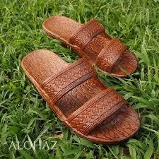 Light Brown Jandals Light Brown Classic Jandals Pali Hawaii Sandals Jesus