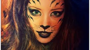 tiger face makeup tiger print makeup images