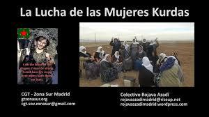 Resultado de imagen para Rojava revolucion desconocida