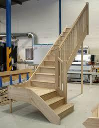 Stairs, Inspiring Stair Landing Staircase Landing Ideas Cream Stair Landing:  amazing stair landing