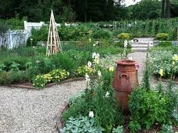 Small Picture Organic Garden Design Gardens Home Design And Garden Ideas On