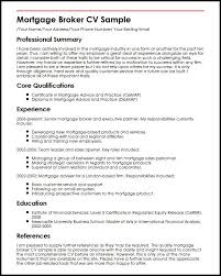 Gallery Of Mortgage Loan Consultant Cover Letter