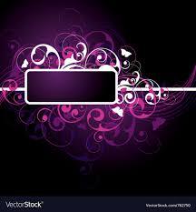 Fancy Background Design Fancy Dark Purple Background Royalty Free Vector Image
