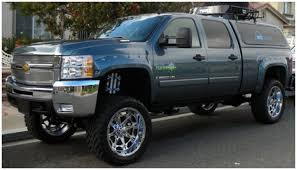 Chevrolet | Bushwacker