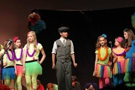 Seuss characters spring to life onstage in seussical jr., a fantastical musical extravaganza! Seussical Jr Sheep Musical Theatre