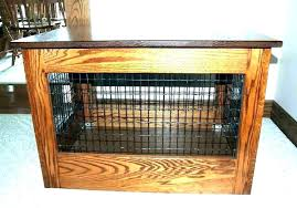 fancy dog crates furniture. Crate End Table Pet Furniture Crates Dog Kennel Tables Fancy Luxury X