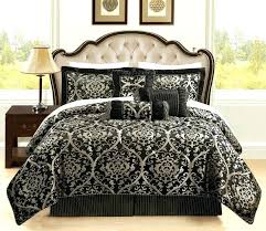 jacquard comforter set king queen image of black and gold sets designs street