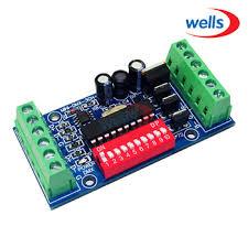 DMX512 mini 3CH LED Controller,RGB dmx512 decoder,DC5V ...