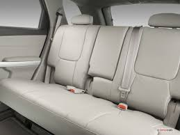 2008 chevrolet equinox rear seat