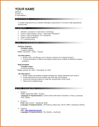 Unusual Blue Collar Resume Template Photos Documentation