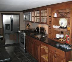 Rustic Kitchen Flooring Kitchen Rustic Style Of Country Kitchen Ideas And Decorating Tips