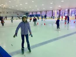 making the rounds at fort dupont ice arena