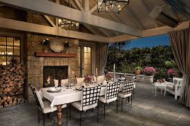traditional porch with french doors screened porch international caravan mandalay patio dining chair