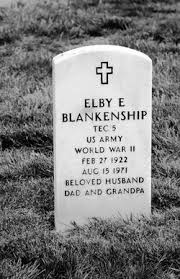 Elby Edwin Blankenship (1922-1971) - Find A Grave Memorial