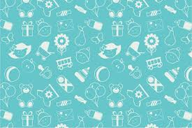 Baby Patterns Adorable Seamless Baby Pattern Graphic Patterns Creative Market