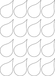 Small Picture Printable Raindrop Coloring Pages Coloring Me
