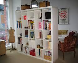 diy room divider shelves