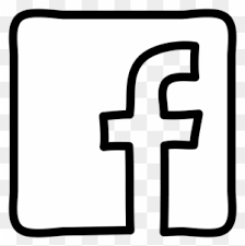 facebook icon black.  Black Activity Director Course State Survey Safe Training  Facebook Icon Black  White In O