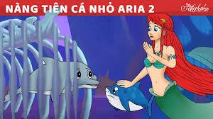 Nàng Tiên Cá Nhỏ - Baby Shark - tập 2 | Truyện cổ tích việt nam - Hoạt hình  cho Trẻ Em - YouTube