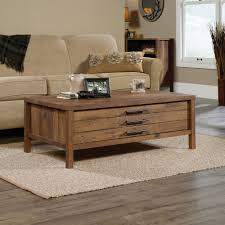 modern coffee tables rectangular contemporary coffee table vintage oak mathis coffe tablenbspin with wheels and