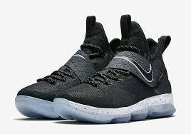 lebron basketball shoes 2017. nike-lebron-14-black-ice-official-images-2 lebron basketball shoes 2017