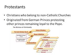 Ch 17 Sec 3 4 The Reformation Chart Martin Luther Wrote