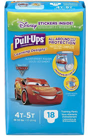 Pull Ups Learning Designs Potty Training Pants For Boys 4t