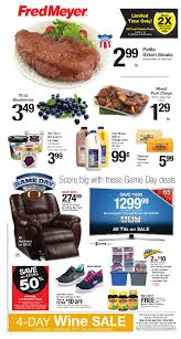 the new fred meyer ad started yesterday sunday january 22nd runs through saay january 28th as always make sure to check out fred meyer s es