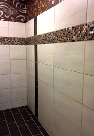 bathroom accent tile accent tile tiles for floor height wall x ideas shower imposing bathroom tile