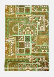 Versace Green Découpage Print Wallpaper ...
