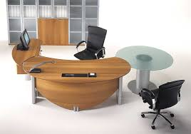 modern ideas cool office tables. Sleek Modern Office Furniture Makes Stylish And Cool Atmosphere : Fantastic Wooden Accents Desk Ideas Tables