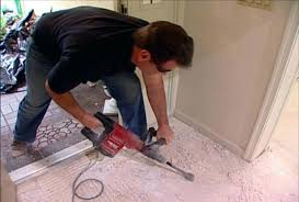 removing ceramic tile from concrete how to remove floor tile floor exquisite removing old floor tiles