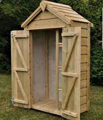 mini garden sheds 3x2ft with double