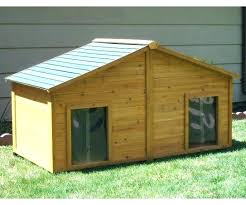 outdoor dog house flat roof dog house plans awesome with porch outdoor kennels houses for