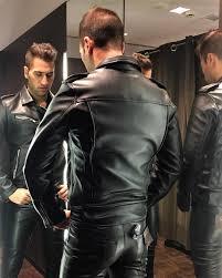 Leathermen gay leather blog