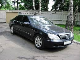 Used 2003 Mercedes Benz S-class Photos, 4300cc., Gasoline ...