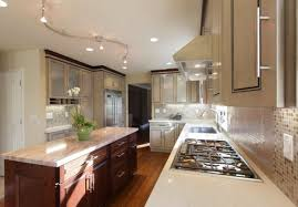 led kitchen track lighting. delighful lighting view in gallery multiple layers of lighting work beautifully the kitchen with led kitchen track lighting h