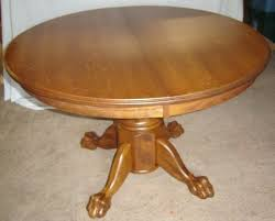 new solid oak wood round large dining room kitchen 10 leaf last supper table