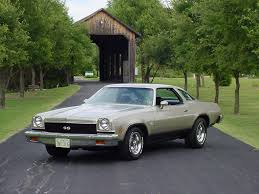 1973 Chevrolet Chevelle SS and other modificatons