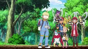 Pokemon XYZ Episode 11_2 - Video Dailymotion