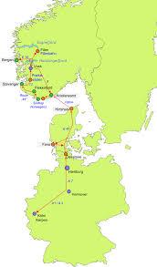 Dänemark ist eine konstitutionelle monarchie. Unsere Route Von Deutschland Uber Danemark Nach Sudnorwegen Sudnorwegen Norwegen Urlaub Norwegen Reisen