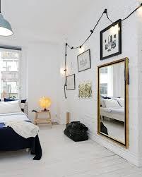 Scandinavia Bedroom Furniture Scandinavian Inspired Rooms Midcentury Modern Design Combined