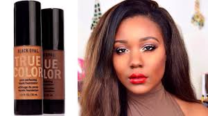 new oily skin foundation black opal foundation review demo you