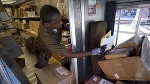 Fedex Sort Observation Ups Fedex Escalate Holiday Shipping War Wsj