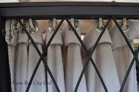 Diy No Sew Curtains No Sew Curtains Diy Shadezus
