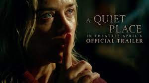 Watch the new trailer for a quiet place part ii now. A Quiet Place 2018 Official Trailer Paramount Pictures Youtube