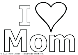 Mom Coloring Pages 375 I Love Mom Coloring Pages Stirring Best Mom