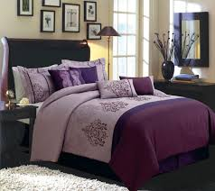 Purple Bedroom White Furniture The Usage Of Purple In Interior Design 42 Examples