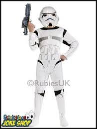 Storm Trooper Classic Fancy Dress Costume